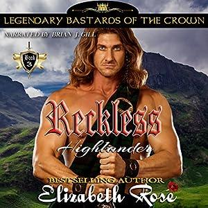 Reckless Highlander Audiobook