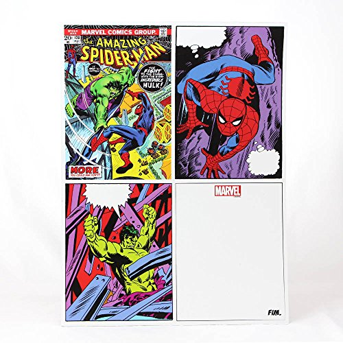 Ima Geladeira Marvel Comics 30x40cm
