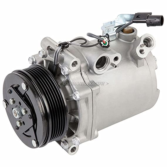Amazon.com: AC Compressor w/A/C Drier For Mitsubishi Lancer & Outlander - BuyAutoParts 60-88922R2 New: Automotive