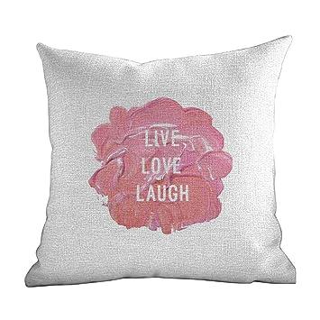 Amazon.com: Matt Flowe - Funda de almohada personalizada ...