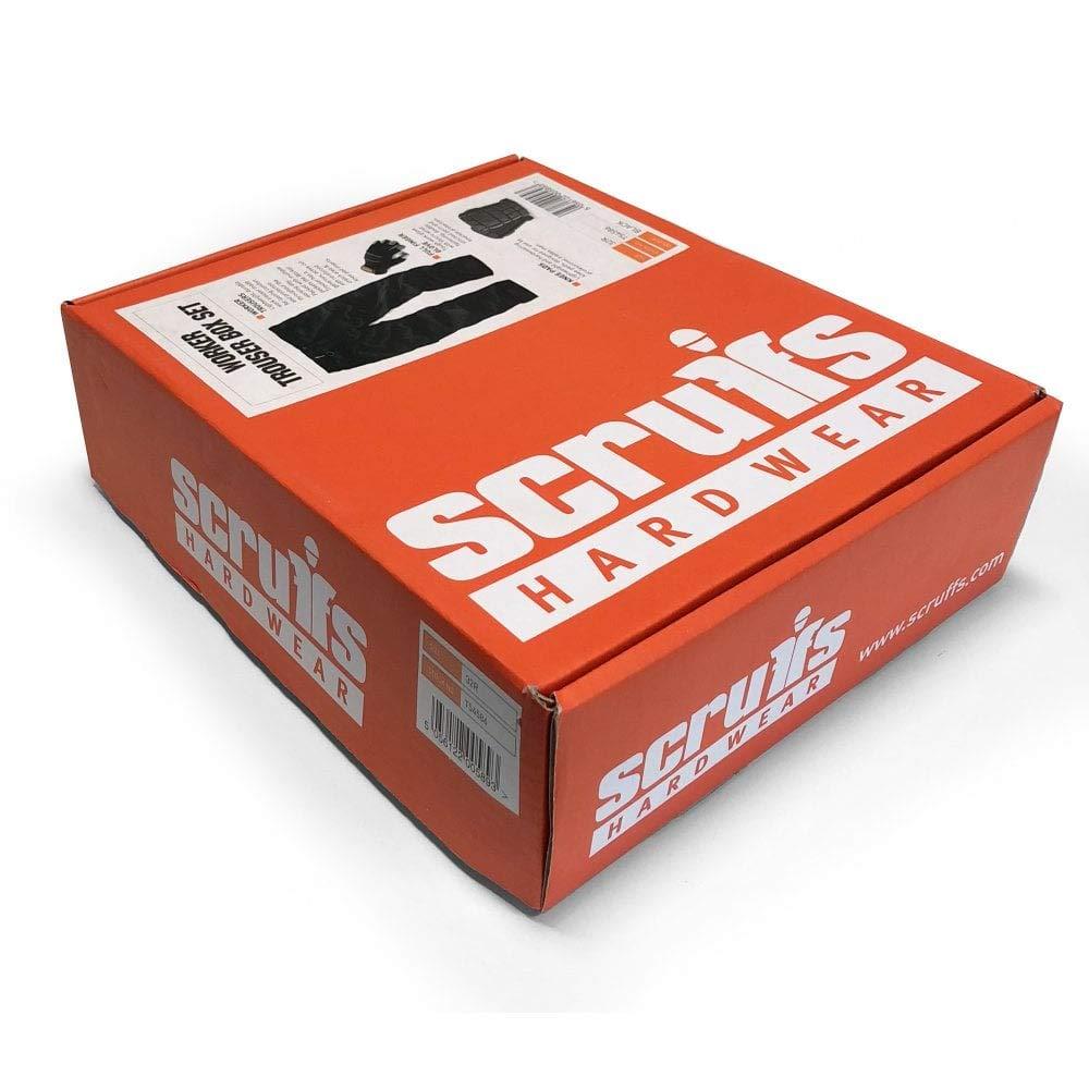 Scruffs Trouser//Kneepad//Gloves Box Set W32 L32