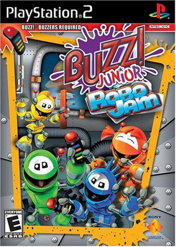 Robo Jam - BUZZ Jr.: Robo Jam (Stand Alone) - PlayStation 2