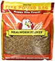 Happy Hen Treats Mealworm Frenzy Pet Treat (1 Pouch), 5 lb from Randall Burkey Company