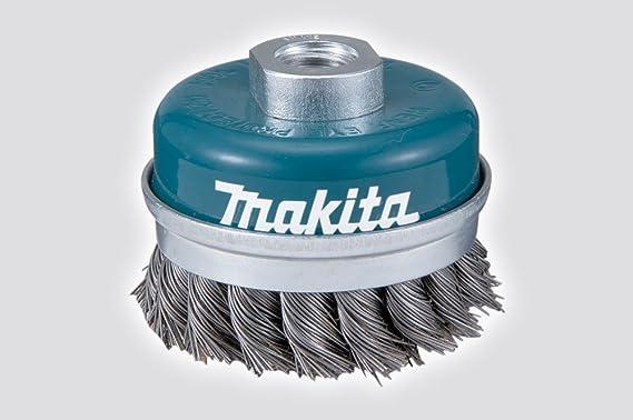 multi-couleur pour meuleuse Makita D-24119 Bol Gobelet Brosse 60X14X1.5mm