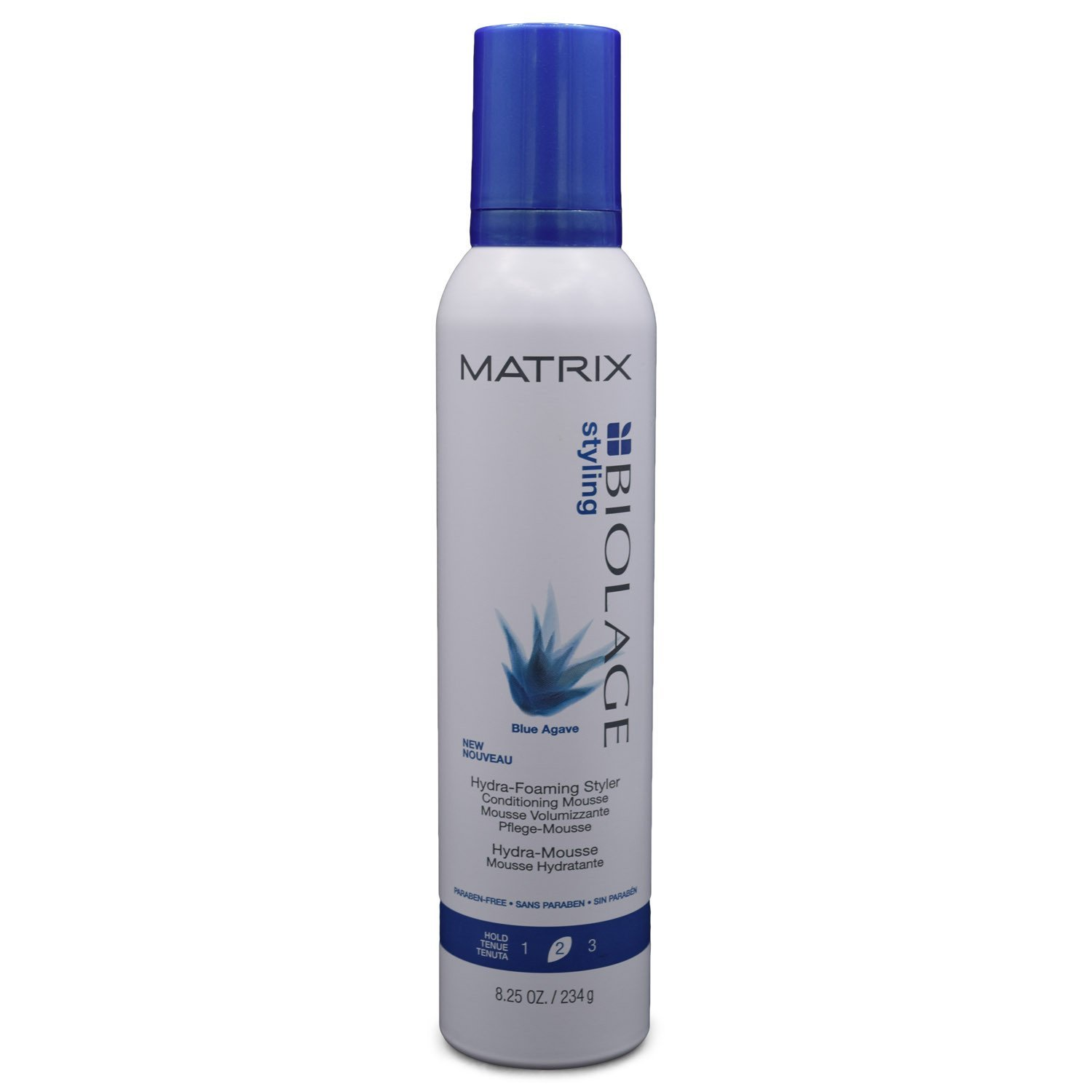 Matrix Biolage Styling Hydra Foaming Styler Conditioning Mousse 8.25 oz