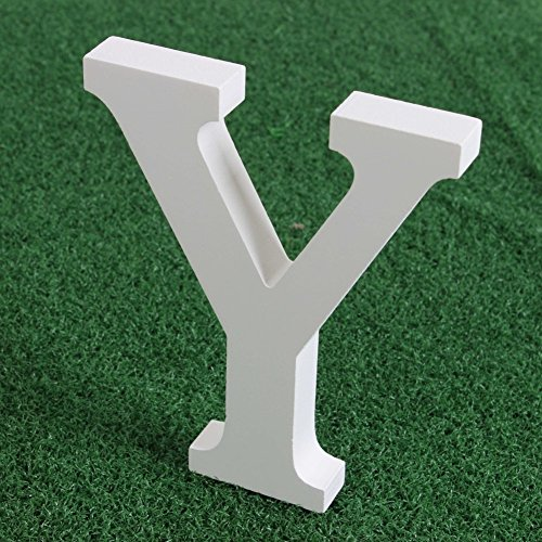 Letter Fiberboard - Norbi Wooden Wall Letters Numbers Wedding Nursery Home Decoration Present