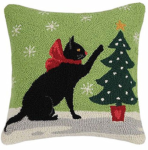 Christmas Tree Joyful Cat 16