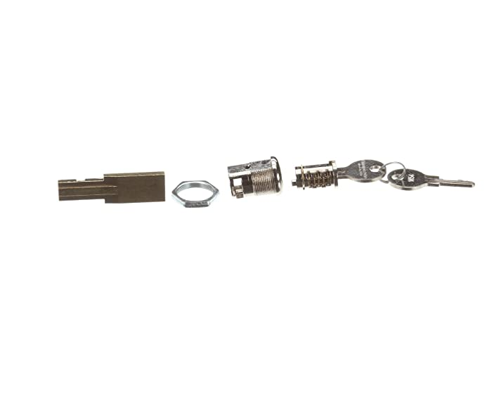 Beverage Air 401-274A Lock for Select Under Counter and Worktop REFRIGerators and Freezers