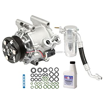 Nueva Original AC Compresor & embrague + a/c Kit de reparación para Chevy Trailblazer