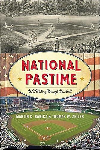 history of baseball for kids
