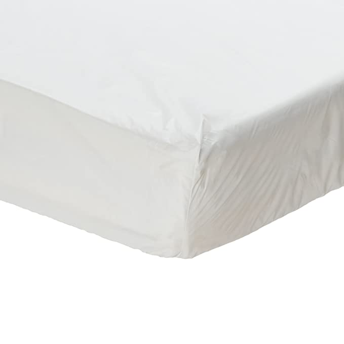 Amazon.com: 1 Twin Size Waterproof Mattress Cover - Hypoallergenic Fitted Protector for Potty Training, Bed Wetters, Allergies, Dust Mites, Bed Bugs, ...