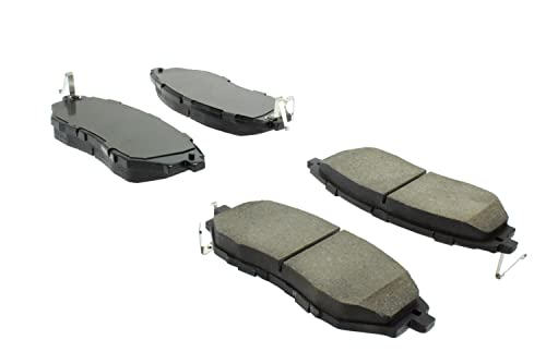 StopTech 309.10780 Street Performance Front Brake Pad