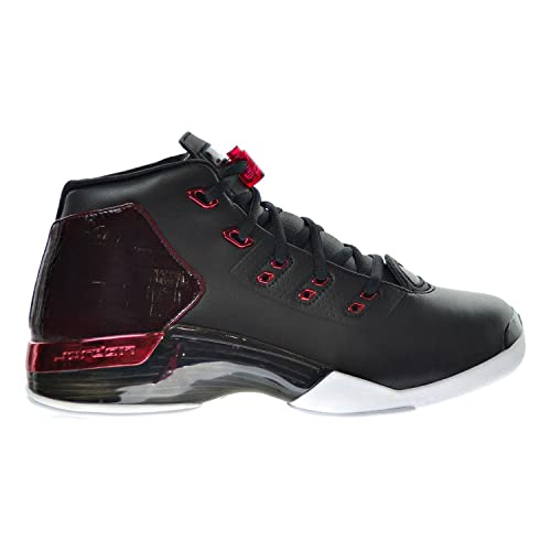 on sale e63e8 6fbfa Air Jordan 17+ Retro 832816-001 - Zapatillas para Hombre, Color Negro,