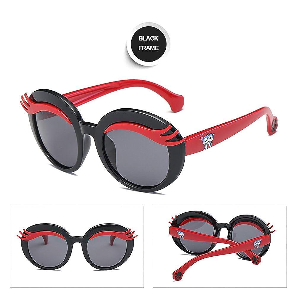 Amazon Youtato Kids Polarized Sunglasses Silicone Cartoon
