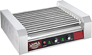 Great Northern Popcorn Company 4094 GNP 11 Roller Machine Hot Dog Rolling Grill