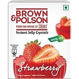 Brown & Polson Veg Strawberry Jelly, 85g