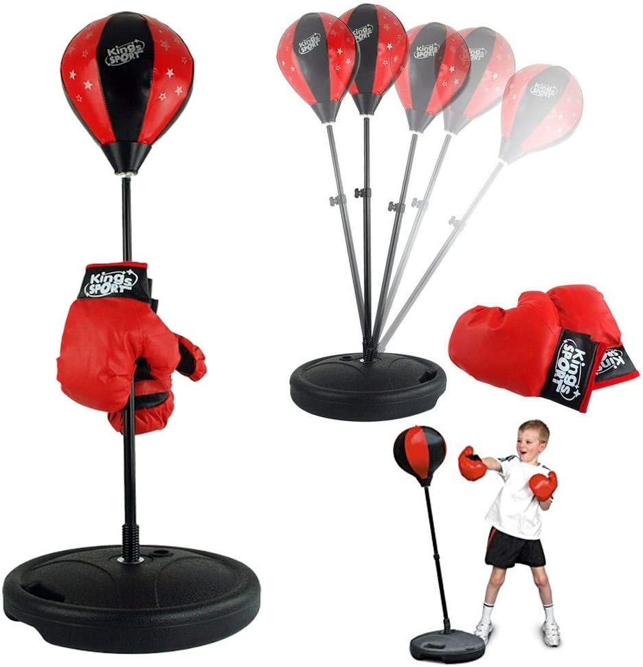 Top 9 Best Inflatable Punching Bag For Kids (2020 Reviews) 6