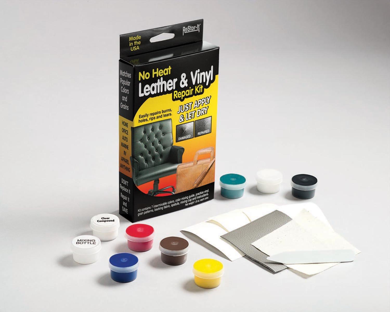 Restor-It 18073 - Adhesivos para Tejidos Cuero y Vinilo Master Manufacturing
