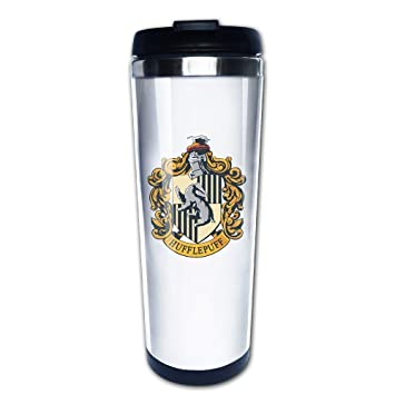 Coffeetravel Harry Vacuum Potter Mugs Hufflepuff Mensuk Cup FcTJlK31