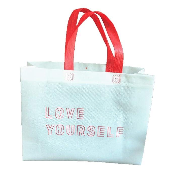 Amazon.com: Nuofeng Kpop BTS Bangtan - Bolsas de regalo para ...