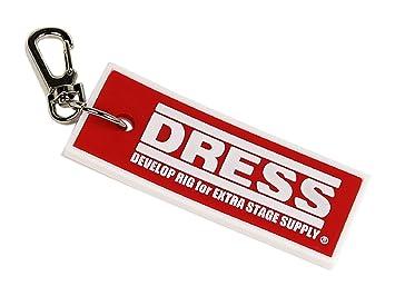 ドレス(DRESS) キーホルダー 計測アプリ「爆釣メジャー」対応 LD,OP,