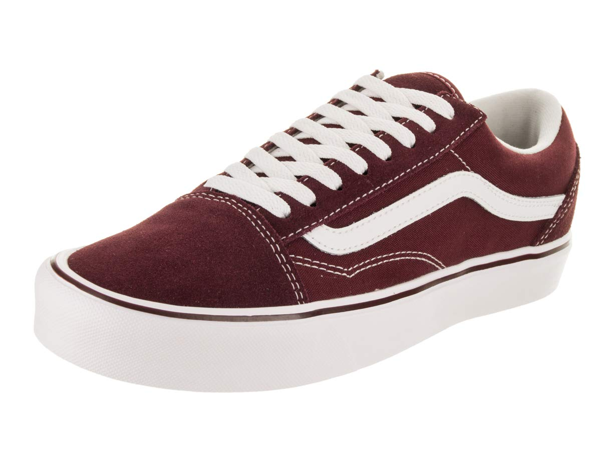 Vans Unisex Old Skool Lite (Suede/Canvas) Port Royal Skate Shoe 11 Men US