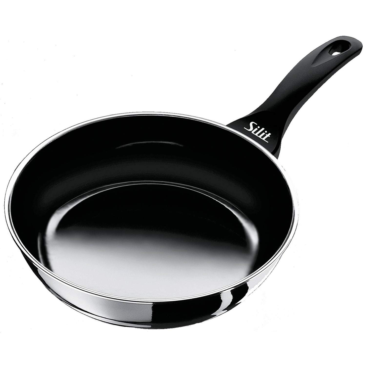 Silit 2110181811 Professional Frying Pan, Medium, Black