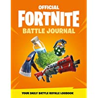 FORTNITE Official: Battle Journal (Official Fortnite Books)