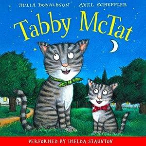 Tabby McTat Audiobook
