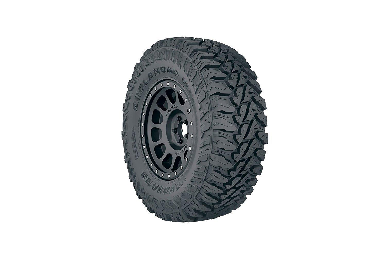 Yokohama Geolandar M/T G003 All-Terrain Radial Tire-245/75R16 120Q 10-ply 33312
