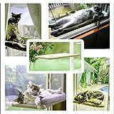 Original Pet Bed Linkspe Seat Window Mounted Cat Bed Cat Hammock new