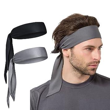 Amazon.com  Wcysin 2PC Stretchy Headband 193408dc7d6d