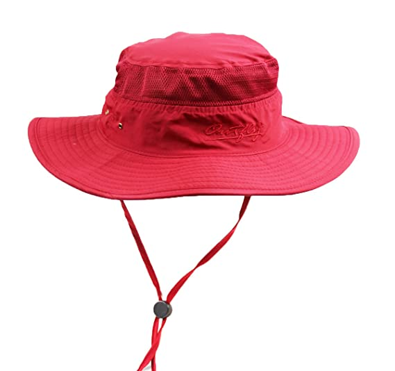 Apparelsales Women s Men s Sun Hat Fishing Cap Quick-dry Bucket Hat ... 5ae9474ad29