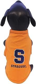 product image for NCAA Syracuse Orange Cotton Lycra Dog Tank Top
