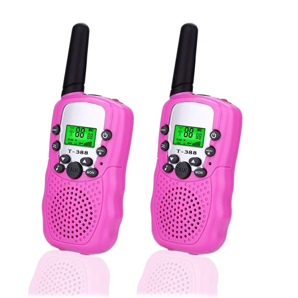 Amazon Happy Gift Toys For 3 12 Year Old Boys Walkie Talkies Kids Girls1PairPink Games