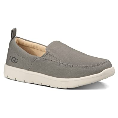 UGG Australia Youth Wake Slip-on Sneakers in Seal 10 US