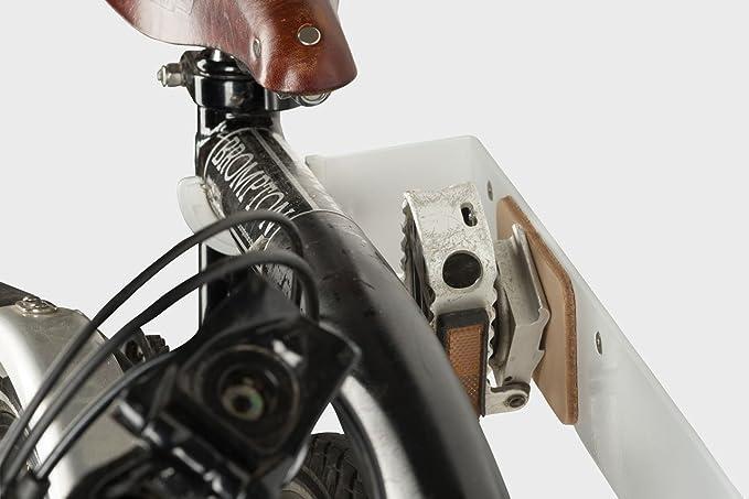 Soporte de pared Goatdock para bicicleta plegable Brompton: Amazon.es: Deportes y aire libre