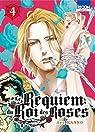 Le requiem du roi des roses, tome 4 par Kanno