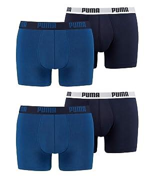 calzoncillos boxer hombre pack puma