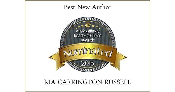 Amazon Kia Carrington Russell Books Biography Blogs