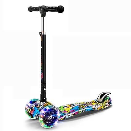 Patinete- Scooter para niños Flash Scooter para niños ...