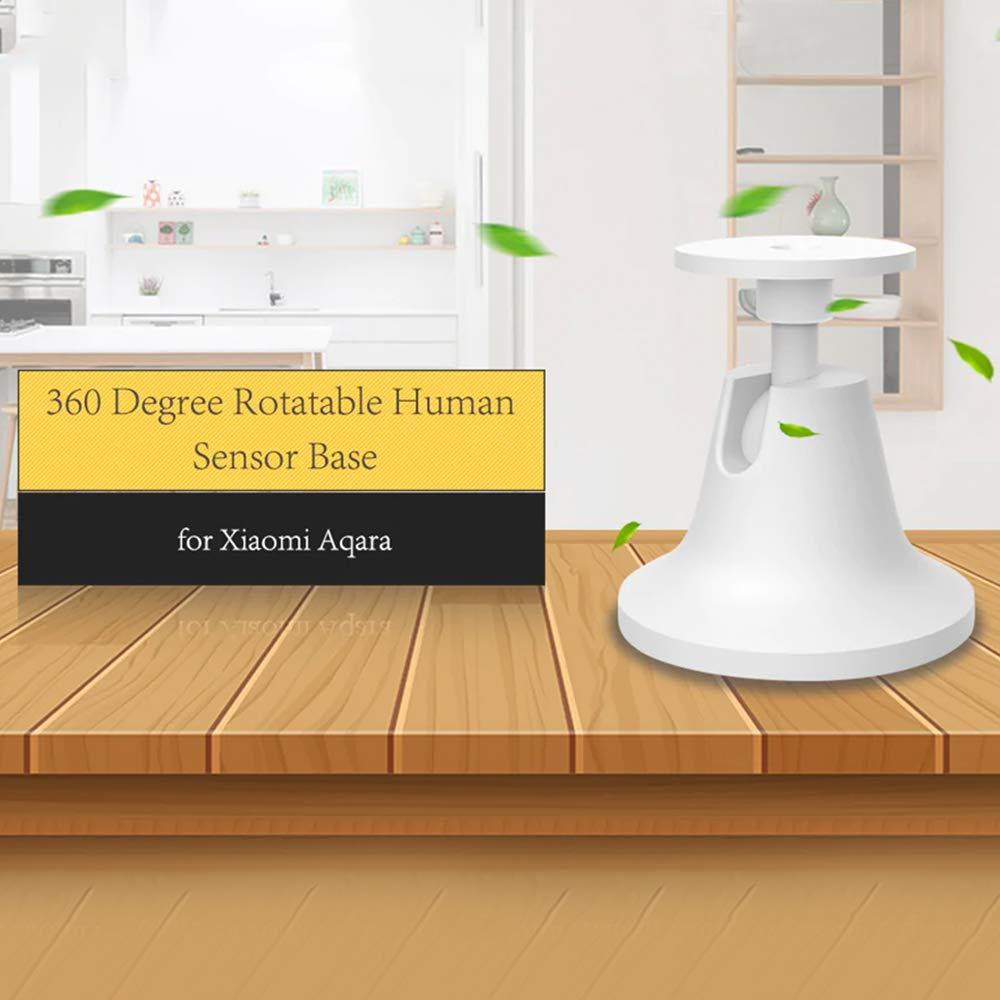 Securome Aqara RTCGQ11LM Mijia Sensor Inteligente del Cuerpo Humano Sensor de Mascotas Control Remoto en el hogar Detecci/ón infrarroja del Movimiento Humano