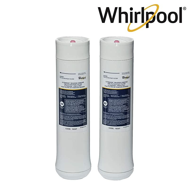 Whirlpool WHEERF RO Replacement Water Filters Reviews
