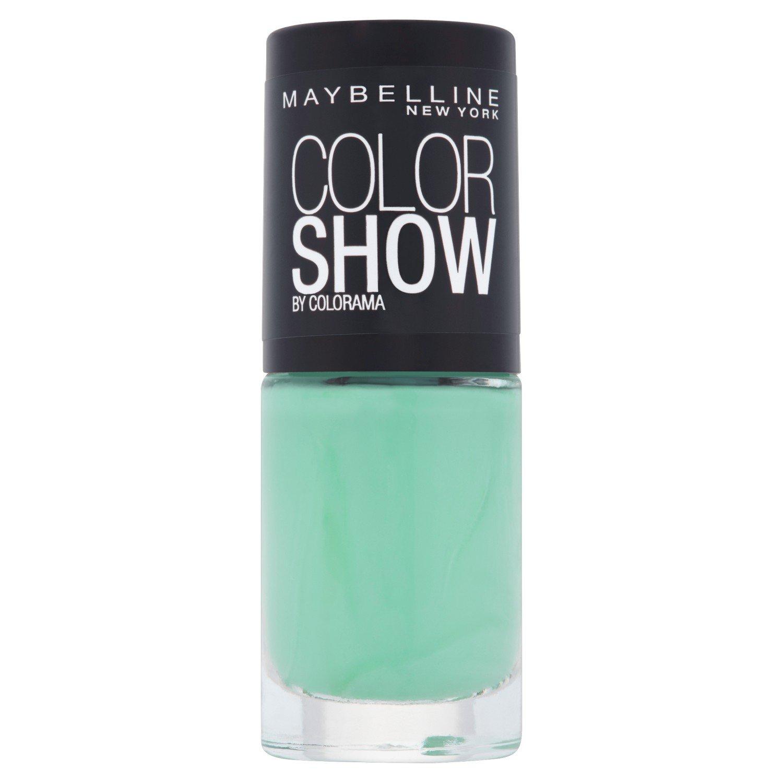 Maybelline Color Show Esmalte de Uñas, Tono: Color Show 214 Green ...