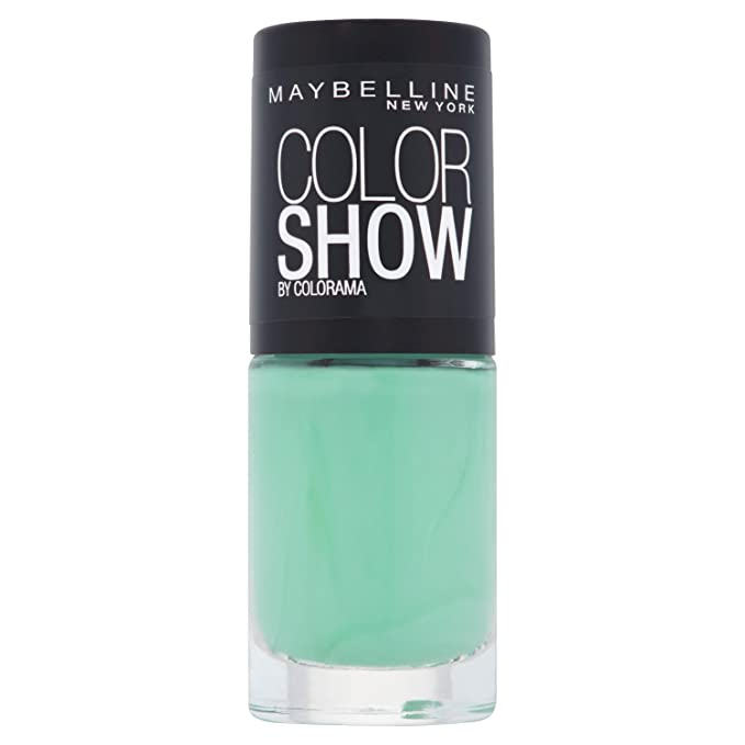 Maybelline Color Show Esmalte de Uñas, Tono: Color Show 214 Green ...