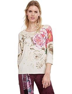 Desigual Womens T-Shirt Lena T-Shirt