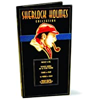 Sherlock Holmes Collection (4-DVD Box Set with Bonus Interview DVD)