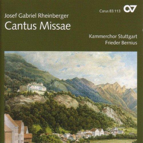 (Rheinberger, J.G.: Mass in E-Flat Major / Wie Lieblich Sind Deine Wohnungen / Stabat Mater / 5 Hymnen / Abendlied)