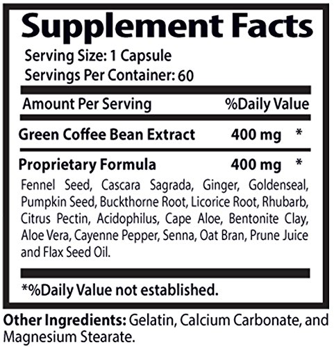 photo Wallpaper of Sport Supplement-Pure Green Coffee Beans   Green Coffee Cleanse 400mg-Black