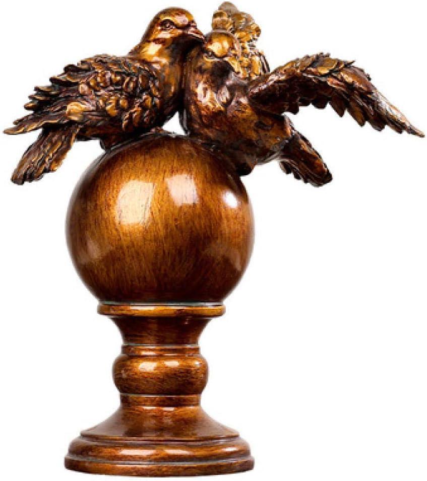 Nologo XY-YZGF Decoraciones Arte Artesanía Pájaro casa sala de estar enfriador de vino de cerámica creativo regalo recién casado
